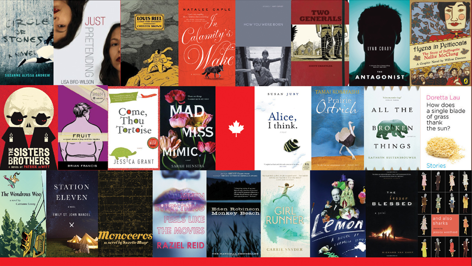 Canadian Books image