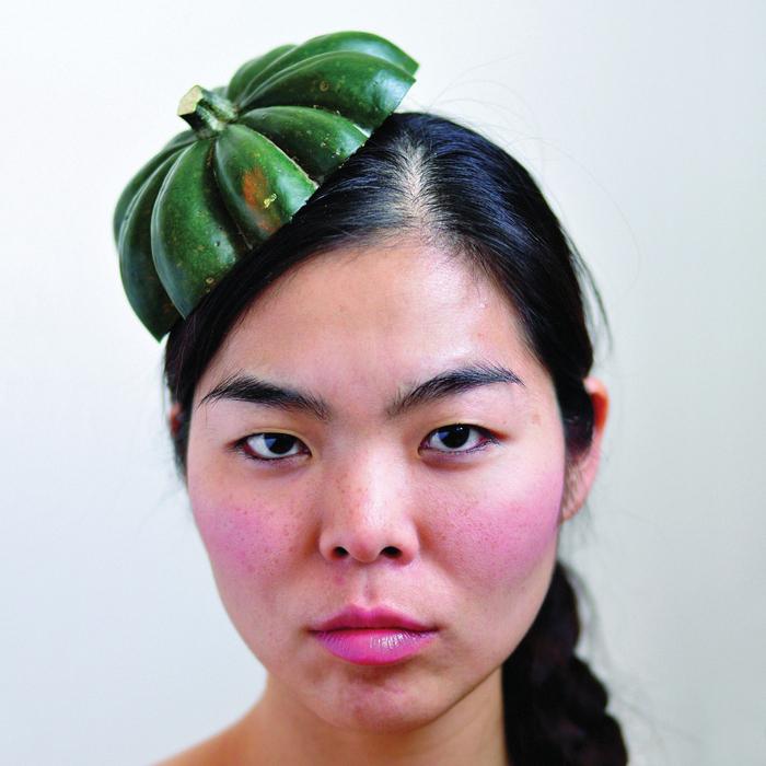 Wearable Food—Hat