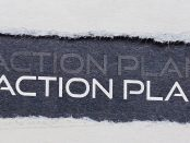Image with the words action plan