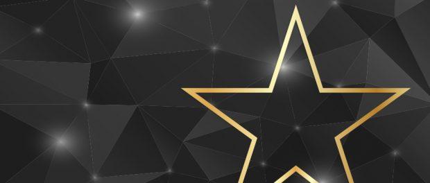 graphic star background