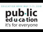 Image from the education week poster