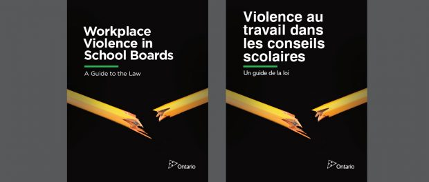 Violence in school boards guide