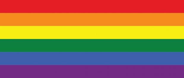 Rainbow flag image