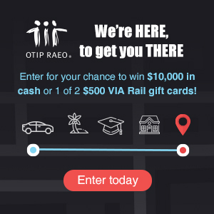 OTIP image announcing a chance to win $10,000 in cash