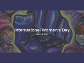 Image detail of the International Women's Day poster