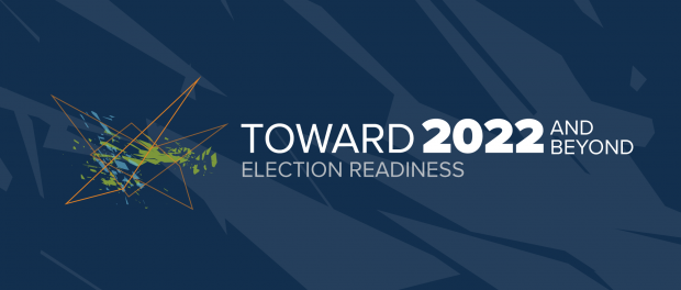Brand image for Toward 2022 and beyond—Election readiness