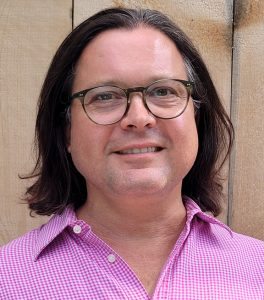 Headshot of Peter Bates