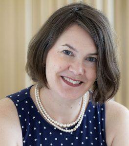Headshot of Ellen Hinan
