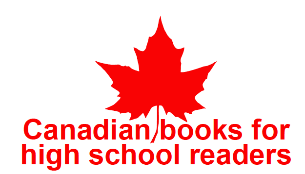 Canadian books for high school readers header