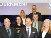 Photo of the PE-elect for the 2017-2019 term.