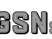 Stylized lettering of the letters GSNs