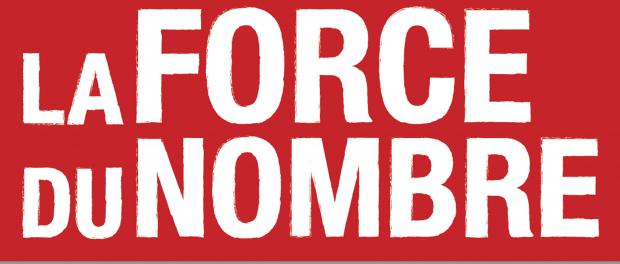 Les mots «La Force du Nombre »