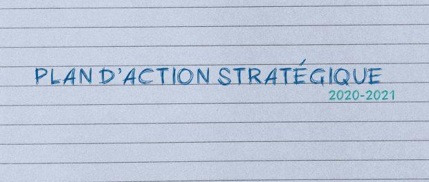 Plan d'action stratégique