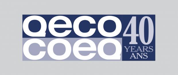 Image of QECO logo