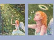 Photo of the Visual, Intermediate, 9–10 Visual Arts category