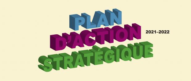 3-D words Plan D'Action Stratégique 2021-2022